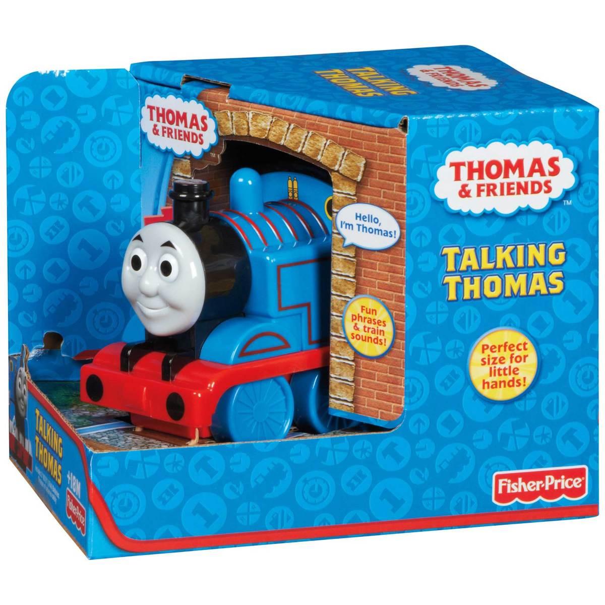 Thomas & Friends Talking Train Engine - Thomas