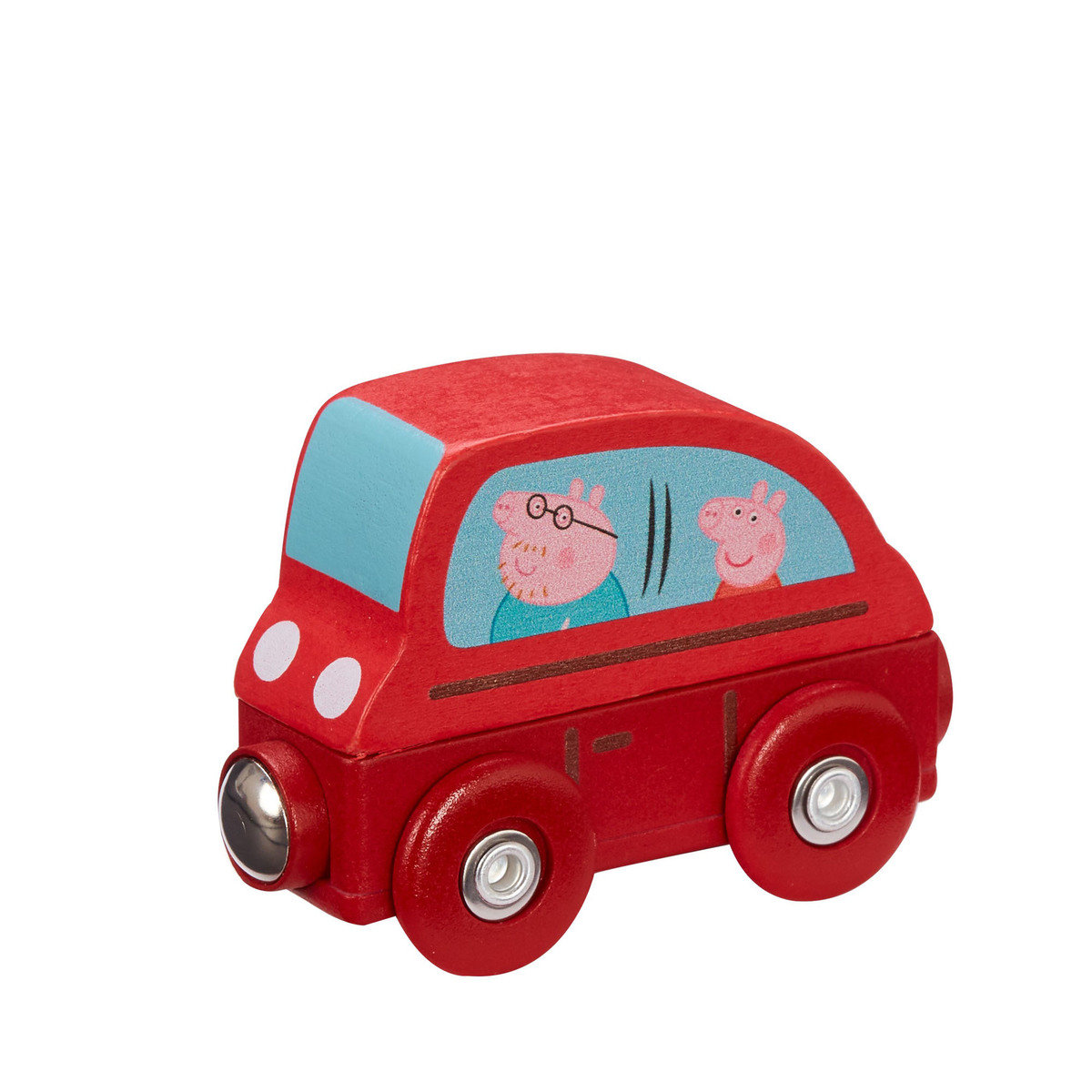 Peppa Pig Wooden Mini Vehicles - Car from Early Learning Center