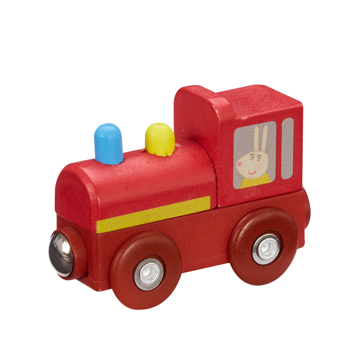 Peppa Pig Wooden Mini Vehicles - Train from Early Learning Center