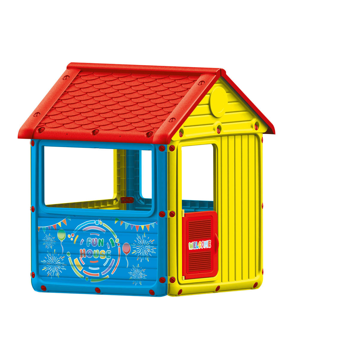 Dolu My First Playhouse (H125cm)| Indoor Or Outdoor Use from Early Learning Center