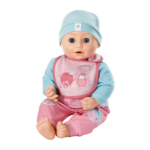 Baby Annabell 43cm Lunch Time Annabell Doll