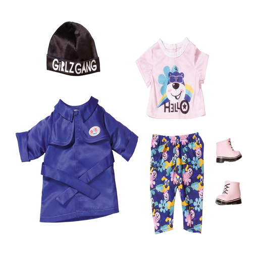 BABY Born Deluxe 43cm Cold Day Outfit