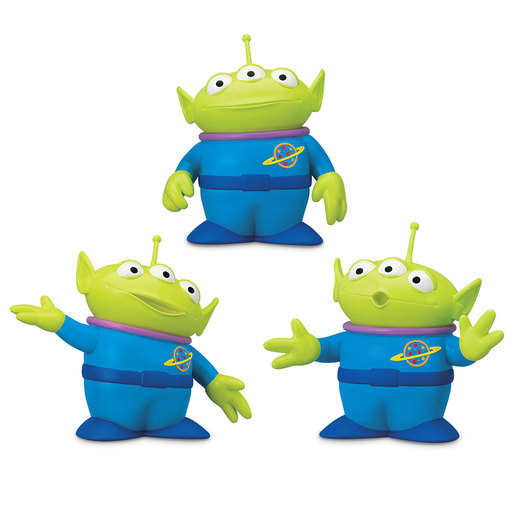 Disney Pixar Toy Story 4 Collection Space Aliens 3 Pack