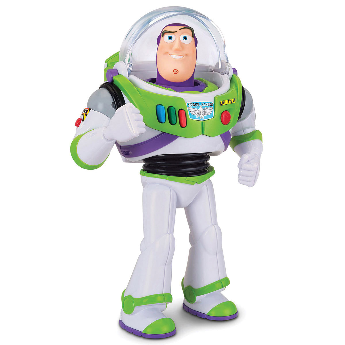 Disney Pixar Toy Story 4 Talking Action Figure - Buzz Lightyear from Early Learning Center