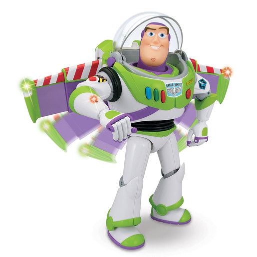 Disney Pixar Toy Story 4 Talking Figure - Buzz Lightyear Space Ranger