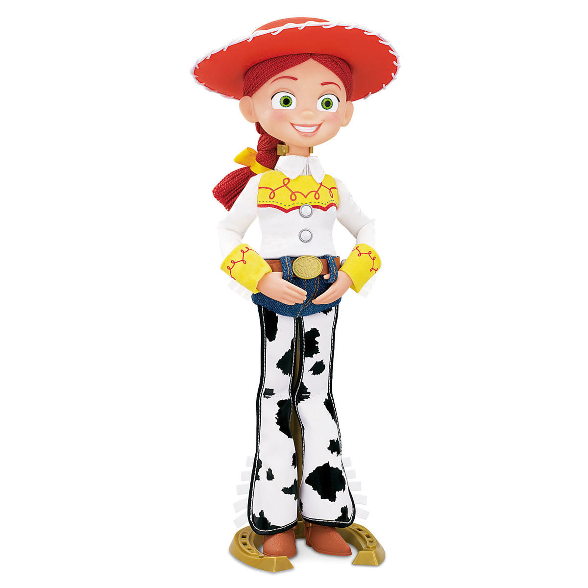 Disney Pixar Toy Story 4 Collection Figure - Jessie The Yodelling Cowgirl