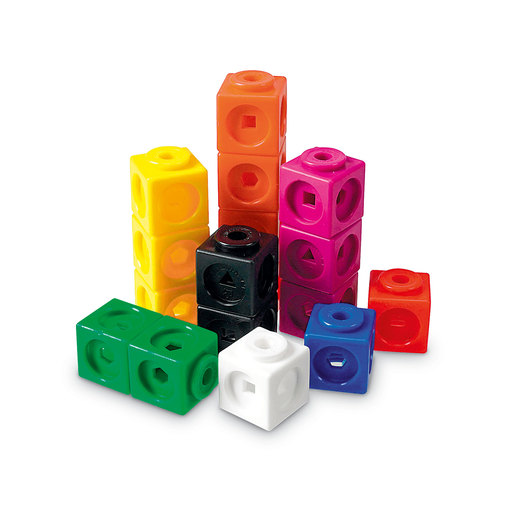 Early Learning Centre Mathlink Cubes