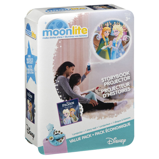 Moonlite Storybook Projector Reel - Disneys Frozen