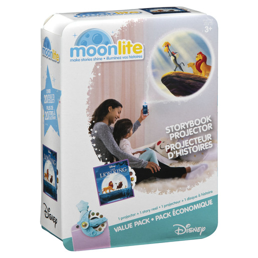 Moonlite Storybook Projector Reel - Disneys The Lion King