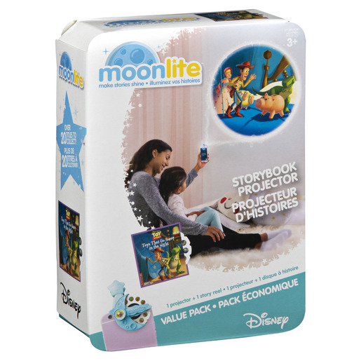 Moonlite Storybook Projector Reel - Disneys Pixar Toy Story