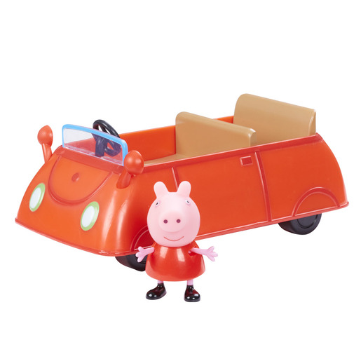 Peppa Pig Vehicle - Family Car