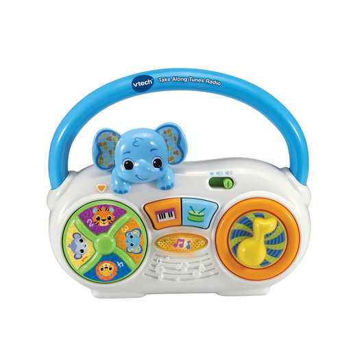 VTech Take Along Tunes Radio