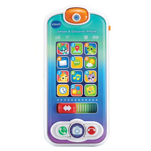 VTech Swipe & Discover Phone