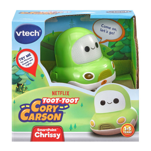 VTech Toot-Toot: Cory Carson - Chrissy