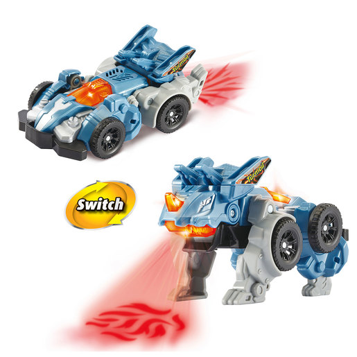 VTech Switch & Go Dinos: Turmoil the Triceratops