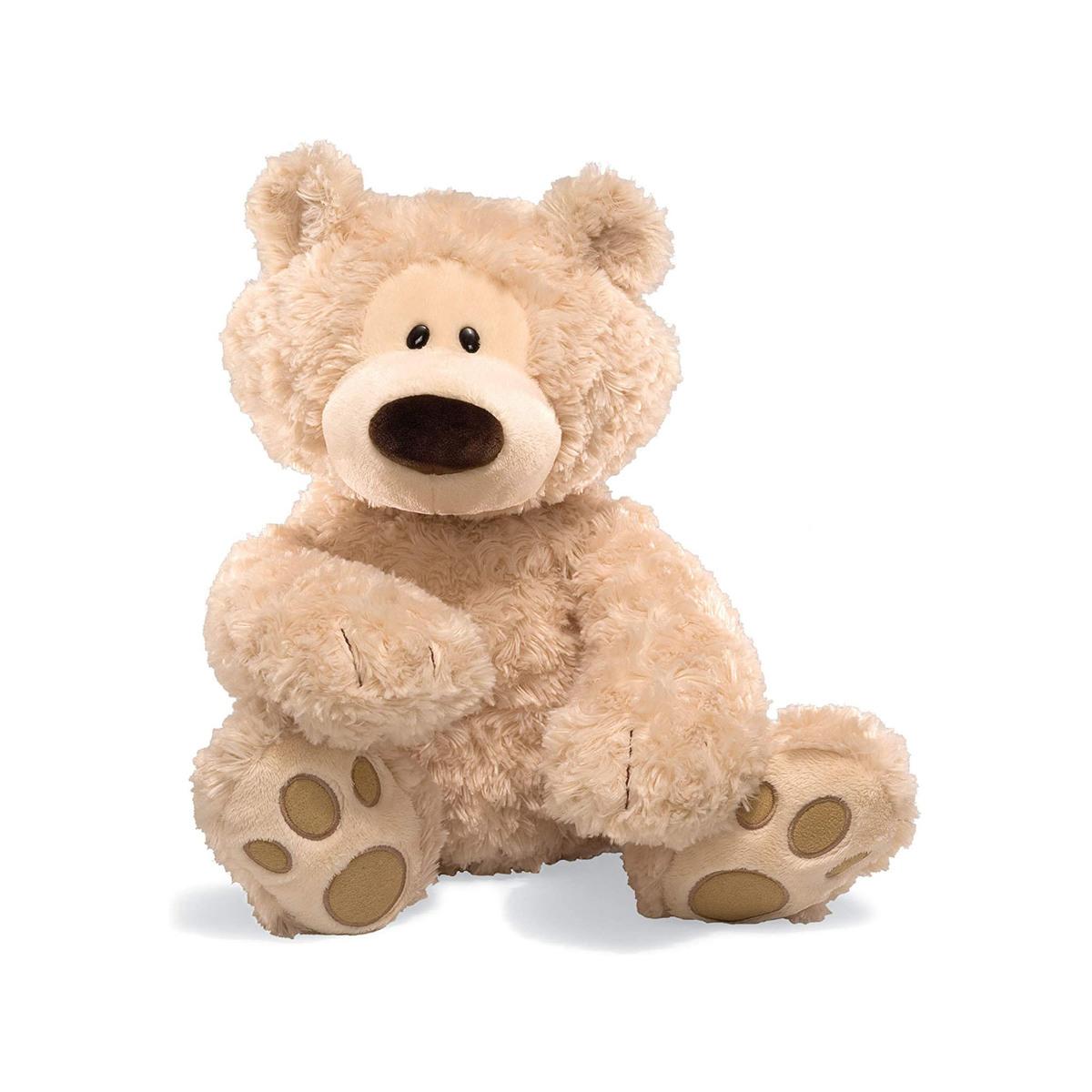 Gund Philbin Bear Plush Toy - Beige