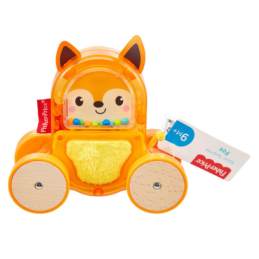 Fisher-Price Rollin' Surprise push-along - Fox