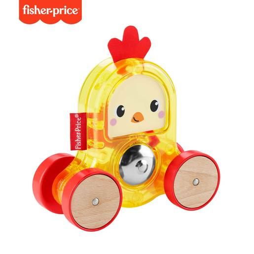 Fisher-Price Rollin' Surprise push-along - Rooster