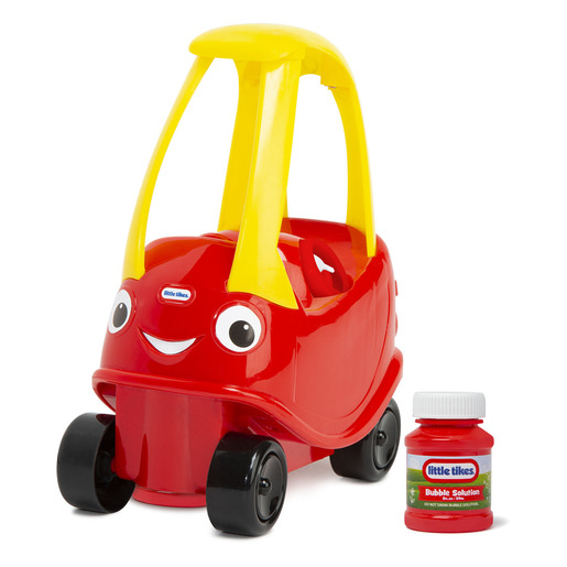 Little Tikes Cozy Coupe Bubble Machine