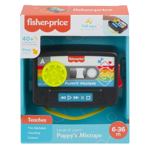 Fisher-Price Laugh & Learn Puppys Mixtape