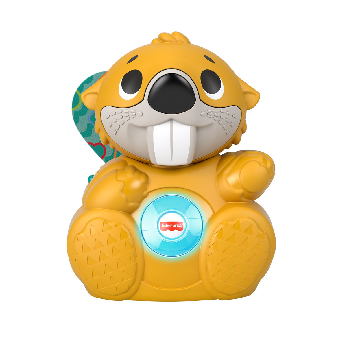 Fisher-Price Linkimals Boppin Beaver from Early Learning Center