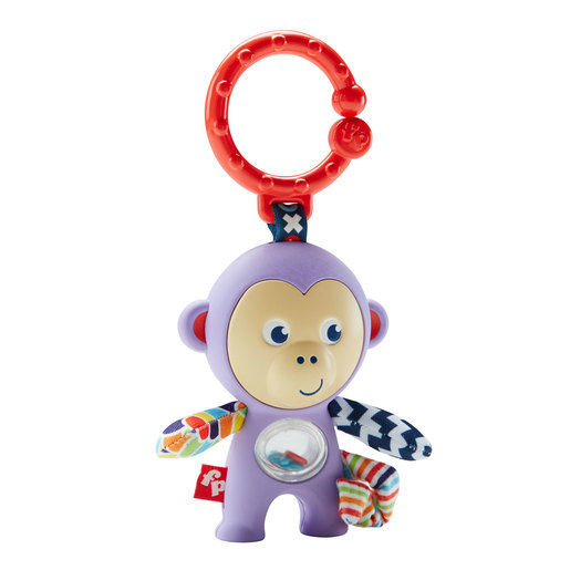 Fisher-Price Monkey Rattle