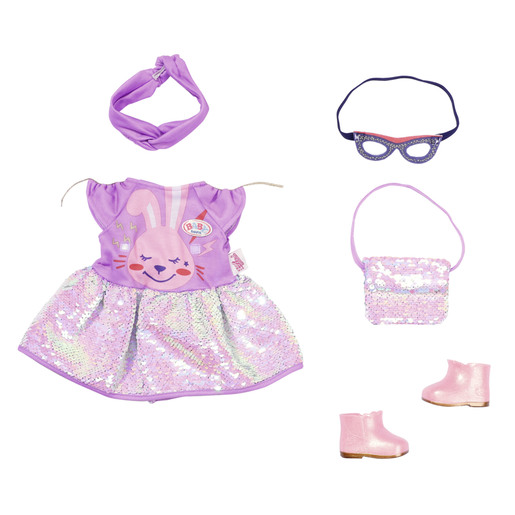 BABY Born - Deluxe Happy Birthday Outfit 43cm