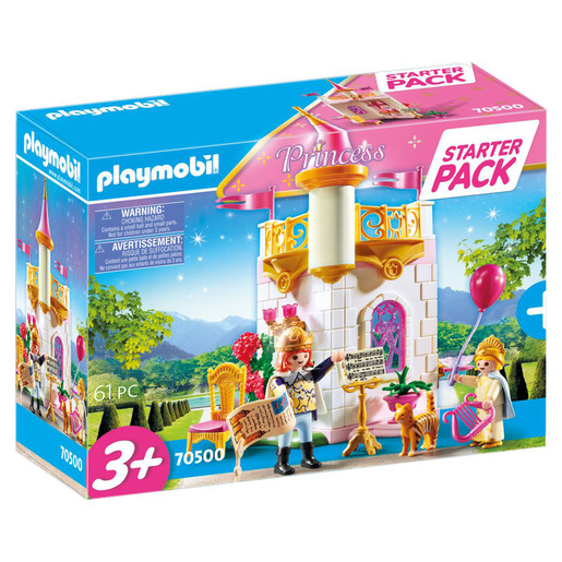 Playmobil 70500 Princess Castle Large Starter Pack Playset