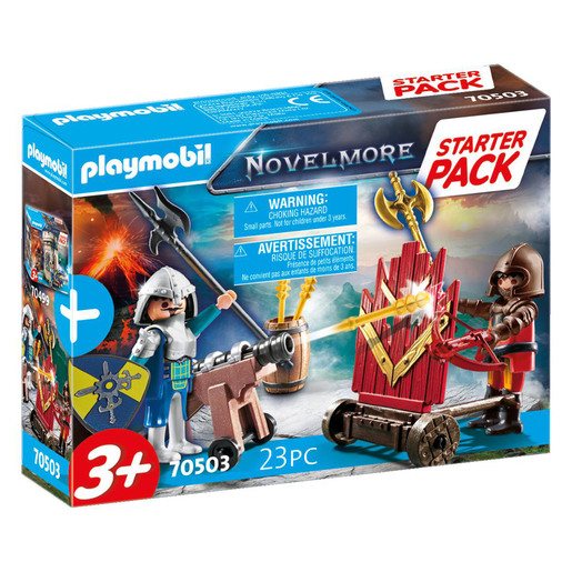 Playmobil 70503 Novelmore Knights' Duel Small Starter Pack Playset