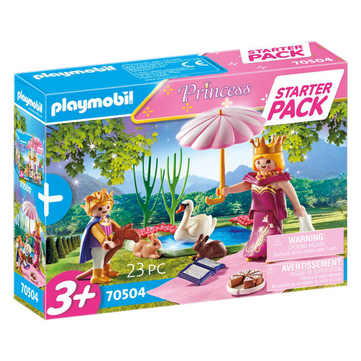 Playmobil 70504 Princess Royal Picnic Small Starter Pack Playset