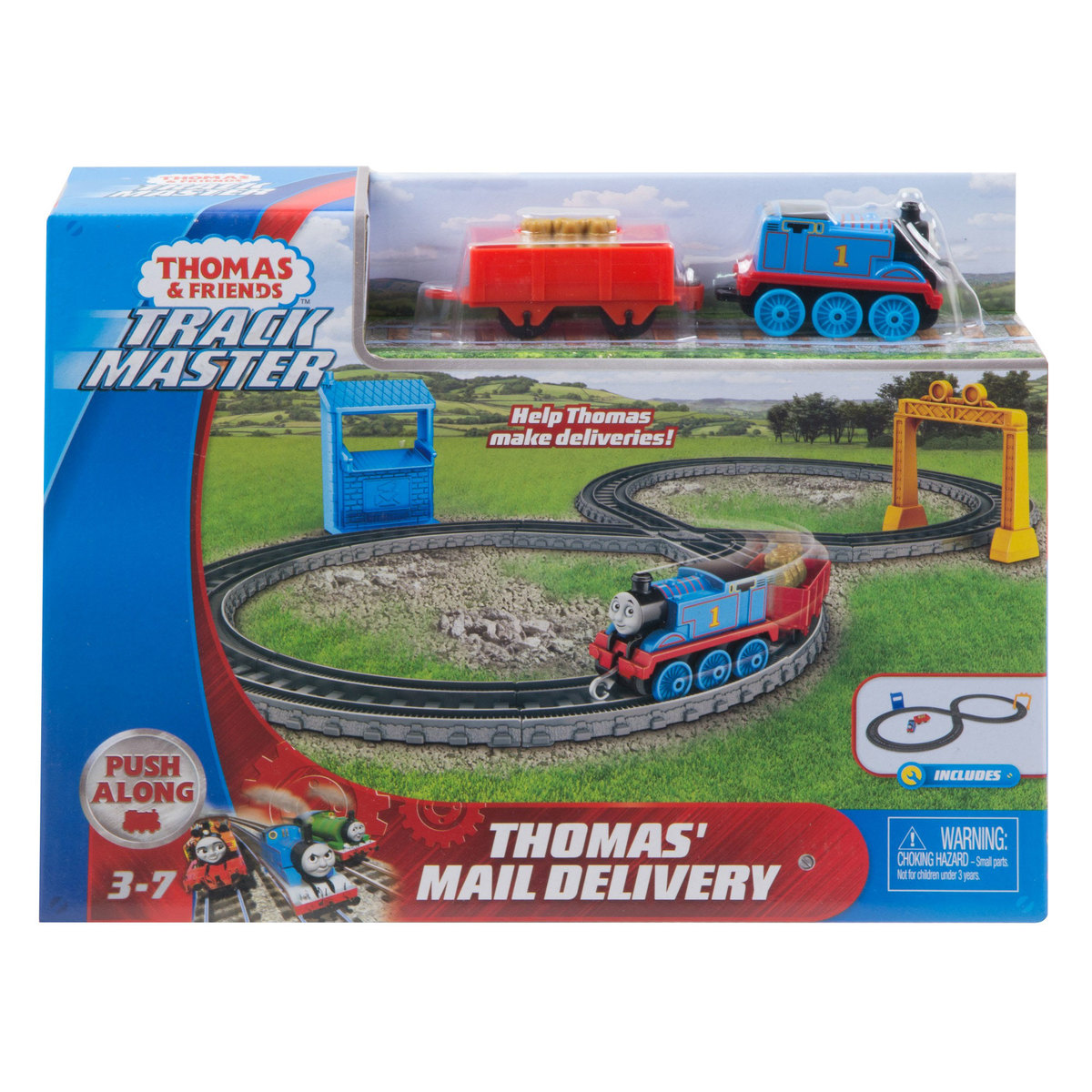 Thomas & Friends: TrackMaster Thomas' Mail Delivery from Early Learning Center