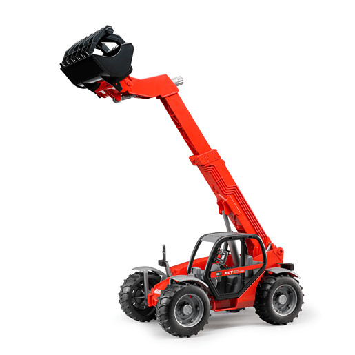 Bruder Manitou Telescopic Loader Mlt 633 Vehicle