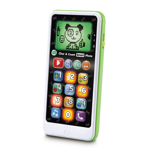 LeapFrog Chat & Count Smart Phone Scout