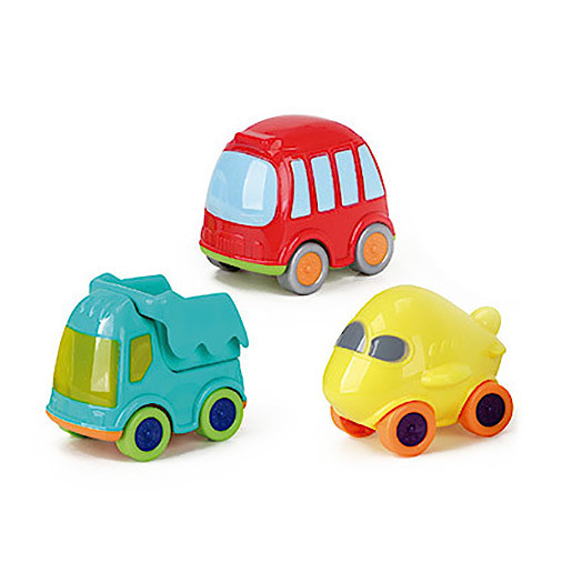City Vehicles 3 Pack (Styles Vary)