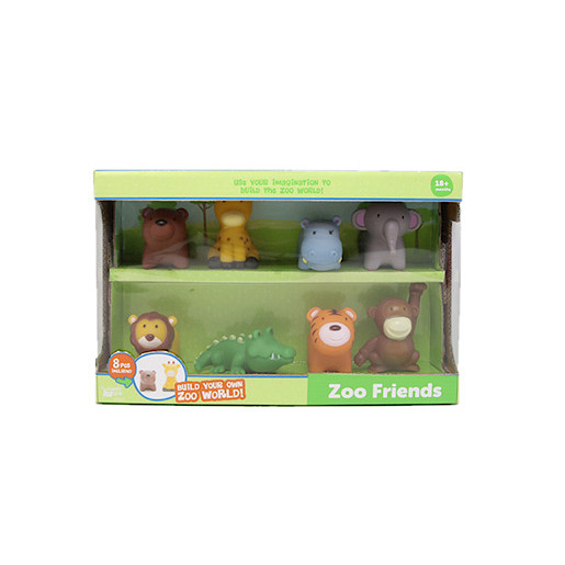 Zoo Animal Set