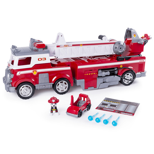 Paw Patrol Ultimate Rescue - Fire Truck
