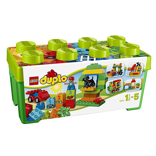 LEGO Duplo Green All-In-One Box of Fun - 10572