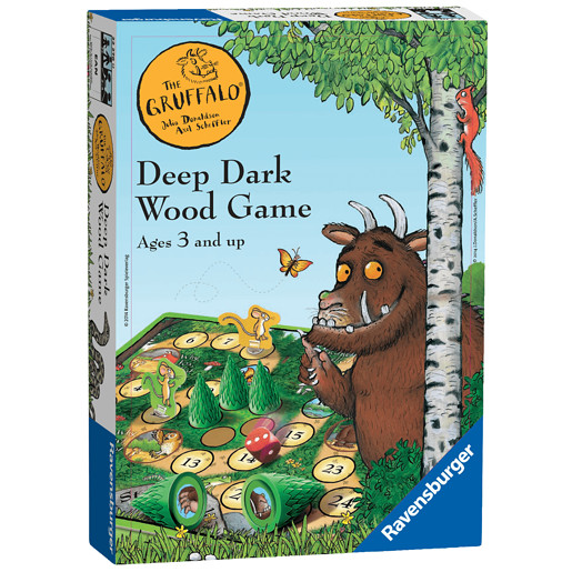 Ravensburger The Gruffalo Game