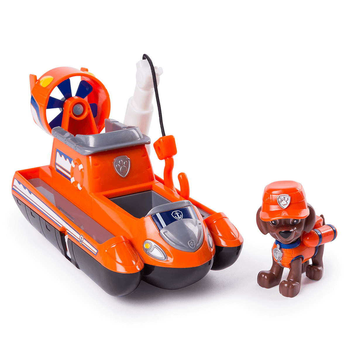 Paw Patrol Ultimate Rescue Vehicle With Pup - Zuma from Early Learning Center