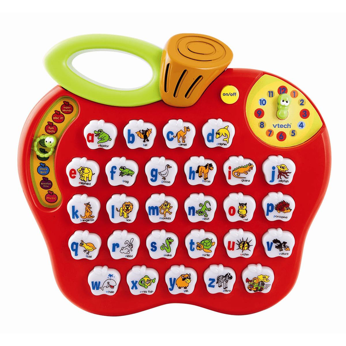 VTech Alphabet Apple from Early Learning Center