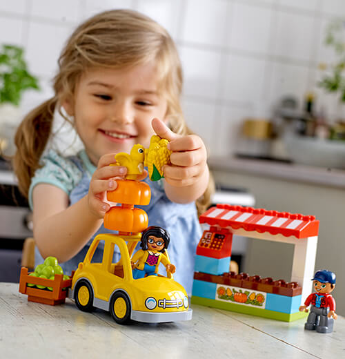 Up to 20% off LEGO Duplo