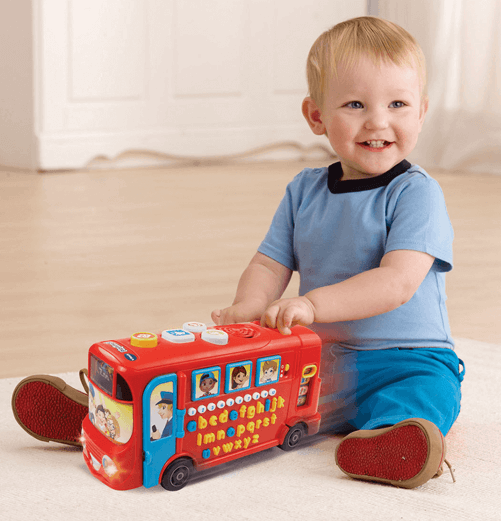 Fun learning with VTech toys